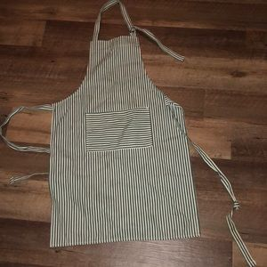 Other - Green Striped Apron